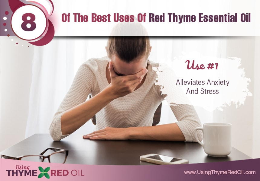how to use red thyme essential oil