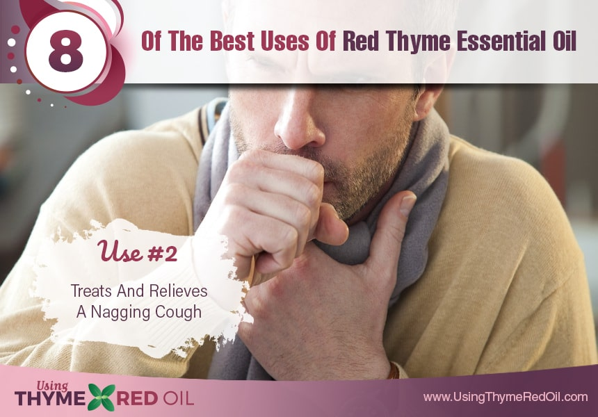what is red thyme essential oil used for